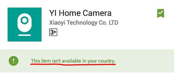 Why can't I pair my Yi Home Camera? | YI Technologies, Inc
